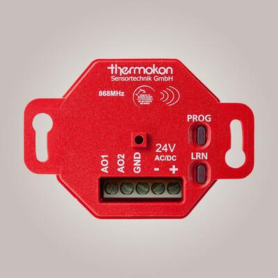Thermokon SRC-AO Multi VV Multi functional actuator