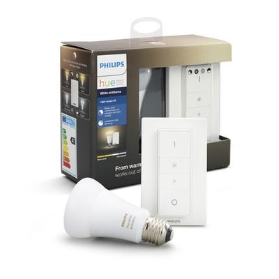 Philips Hue White Ambiance LRK 9.5W A19 E27